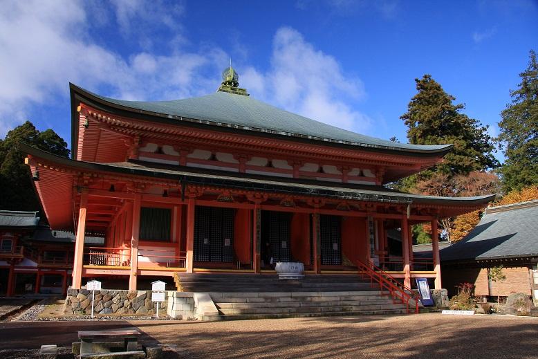 比叡山、延暦寺、1