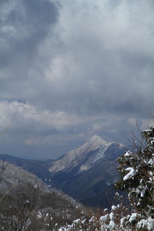 三峰山、2