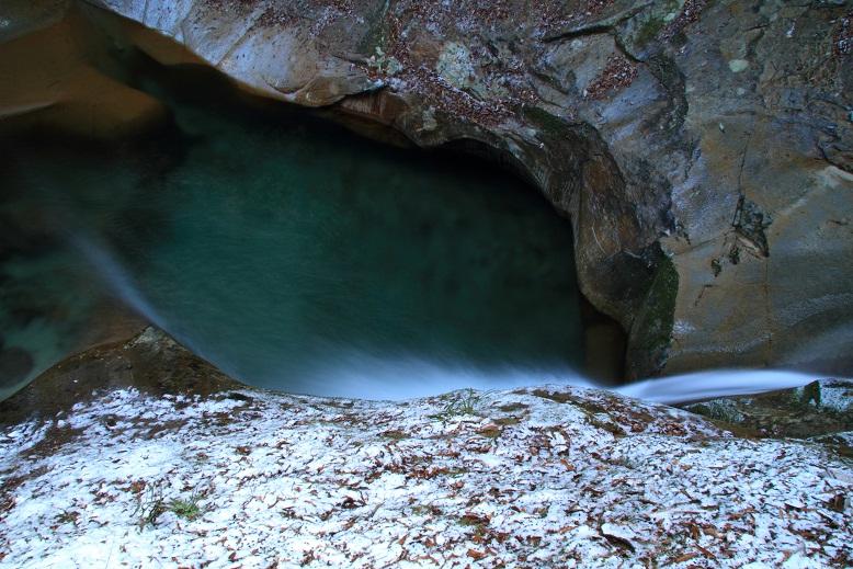 竜鎮の滝、1