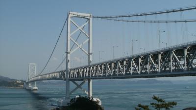 大鳴門橋全景
