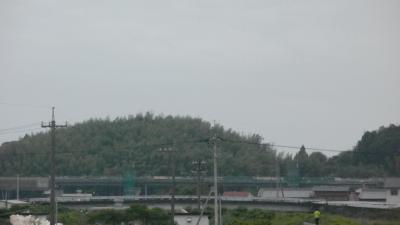 土居高架橋付近