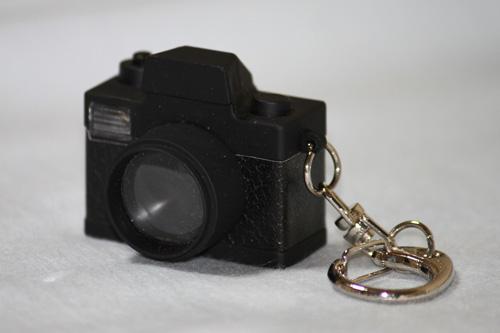 カメラのキーホルダー