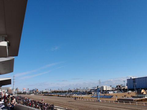 川崎競馬場①