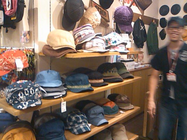 SALE帽子