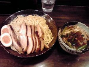 綿麺 フライデーナイト Part58 (13/11/22) とりくんつけ麺