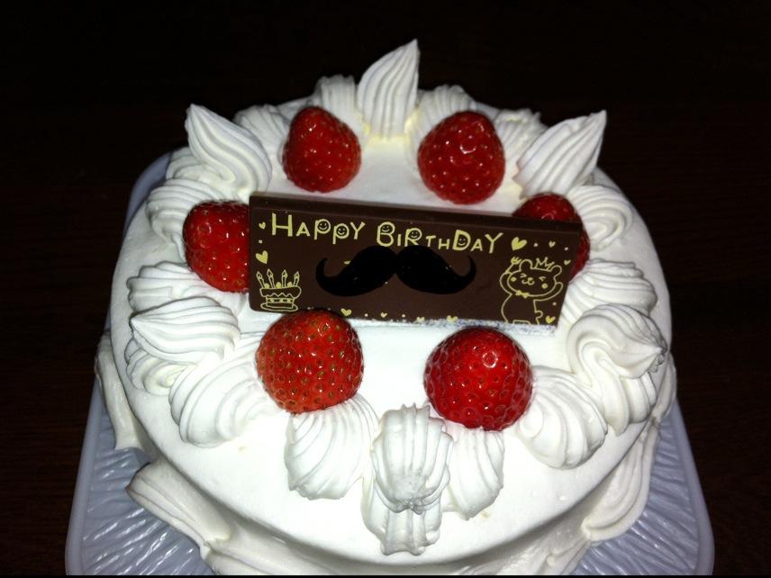 _誕生日ケーキ_
