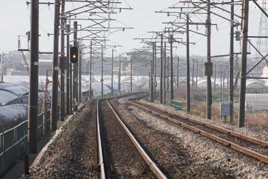 九州新幹線 船小屋駅付近高架 (56) のコピー
