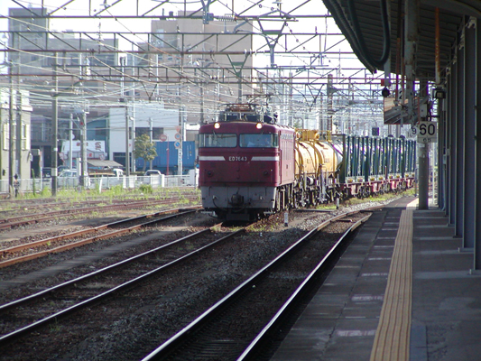 4175レ大牟田到着 (3) のコピー