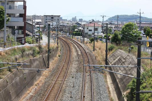 大牟田駅南カーブ のコピー