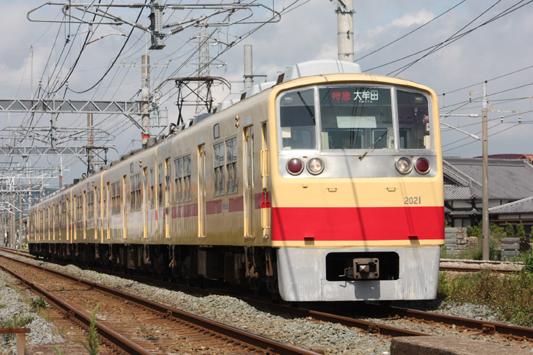 10-9-20西鉄2000系 (13) のコピー