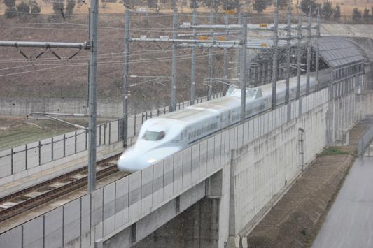 110110新幹線試運転 (21) のコピー