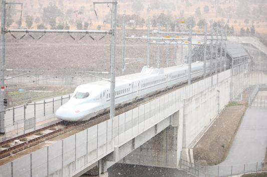 110110新幹線試運転 (11) のコピー