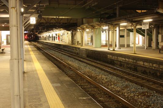 110129大牟田駅夜 (12) のコピー