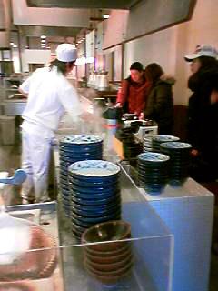 丸亀製麺セルフ