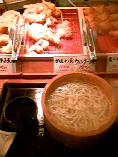 丸亀製麺誘惑