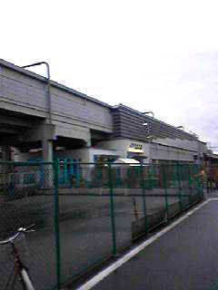 スタンドアサヒ駅