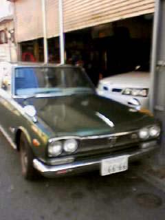 成田商店名車