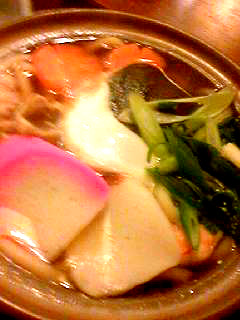 丸味鍋焼き大