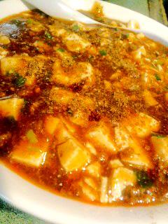 彩花麻婆豆腐
