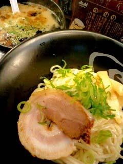 麦風つけ麺
