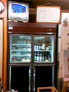 寺嶋酒店冷蔵庫