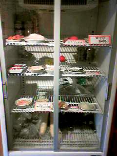 おんにょ冷蔵庫