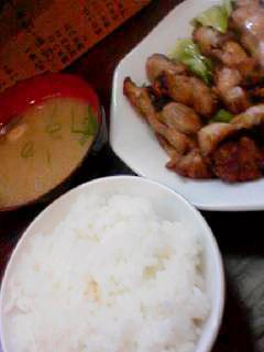 仙豆2定食