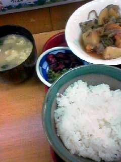 七福館ご飯セット