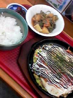七福館定食