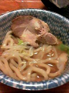 と○田汁と麺
