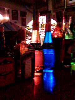 NEST SALOONボトル