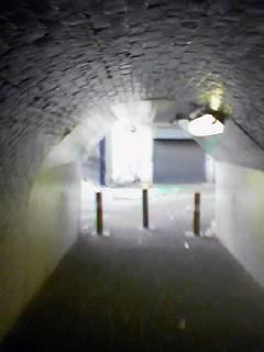 今池 松屋トンネル2