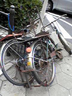 山香自転車