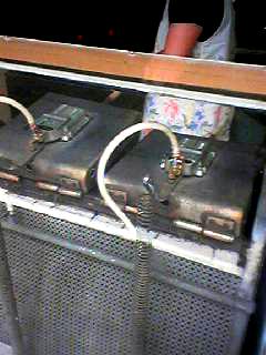 磯八食品焼き機