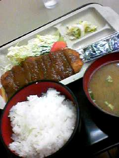 日松亭定食