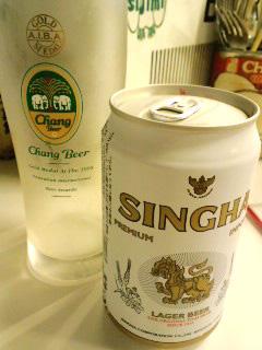 ラチャ2ビール