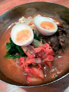 鶴心冷麺2