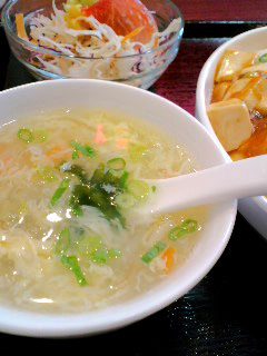 口口福スープ
