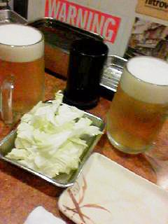 ひげ勝ビール