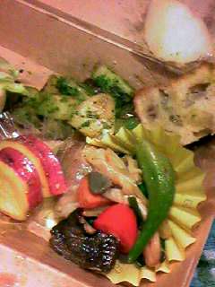 米day野菜サンド2