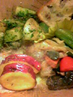 米day野菜サンド3