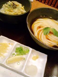 七弐八製麺ランチ