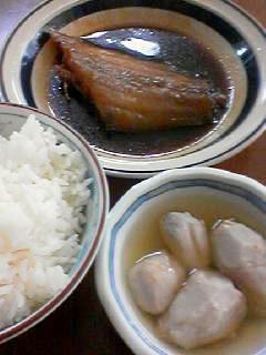 ハナヤ食堂定食