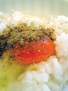 旬の幸玉子ご飯2
