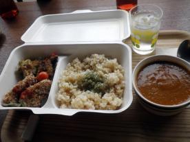 明治屋米カレー