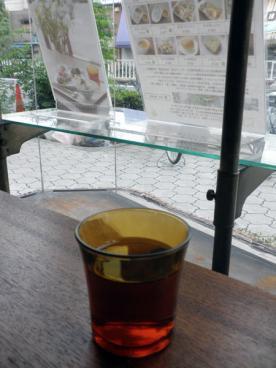 明治屋米グラス