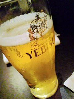 ケンちゃん2ビール