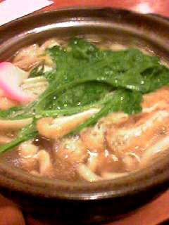 原川鍋焼き