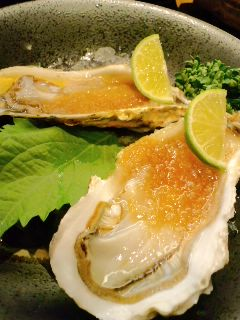 櫻バー牡蠣