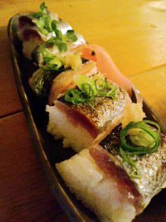 けん棒寿司